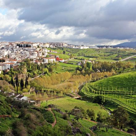 Ronda, Málaga, Canon EOS 550D, Canon EF-S 18-55mm f/3.5-5.6 IS STM