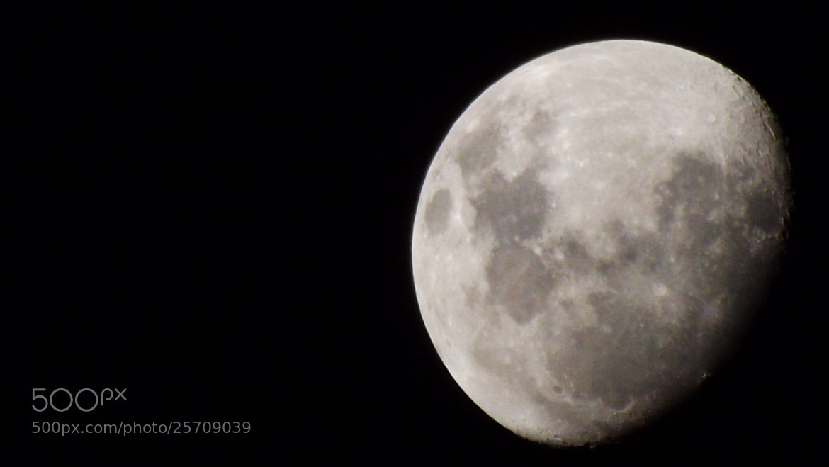 Photograph moon by Vittorio Montenegro on 500px