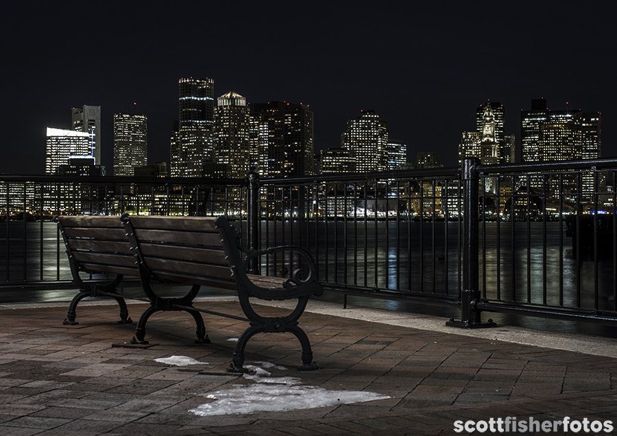 Photograph Piers Park, East Boston by Scott Fisher on 500px