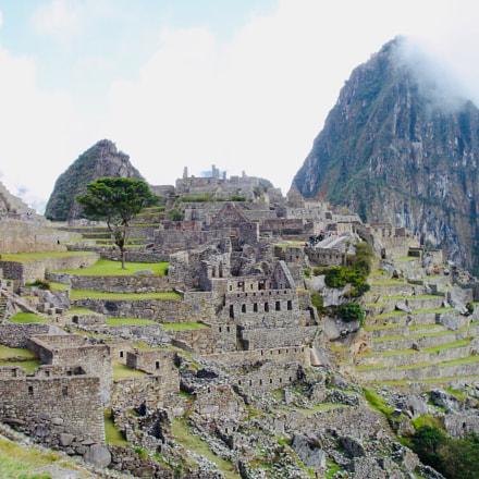 Machu Picchu, Sony DSC-W7