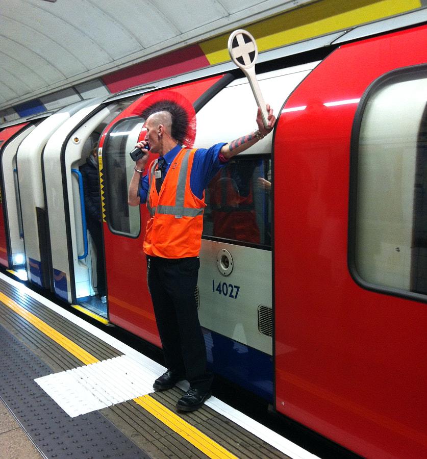 London Underground by Sandra  on 500px.com