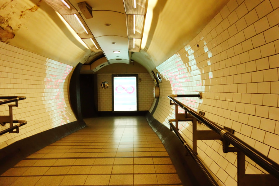 London Underground by Sandra  on 500px.com