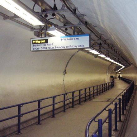 London Underground, Panasonic DMC-FX9
