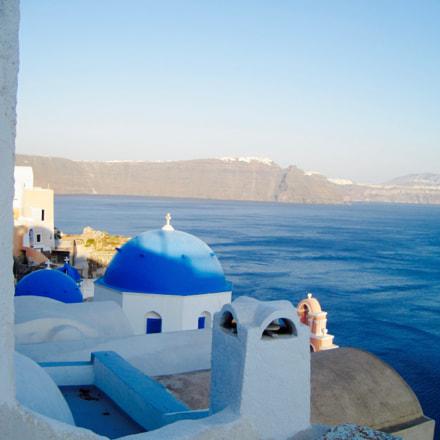 Views from Santorini, Canon POWERSHOT SD1200 IS