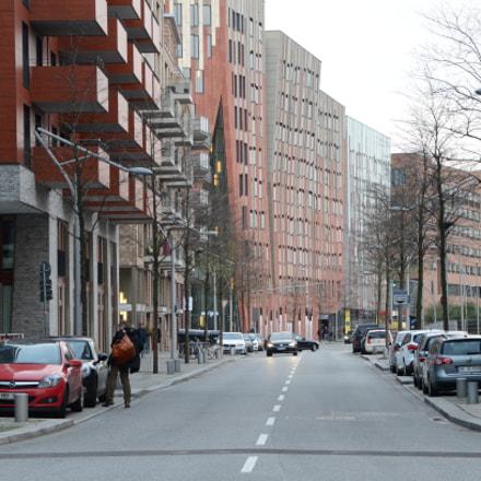 The new city, Nikon D5100