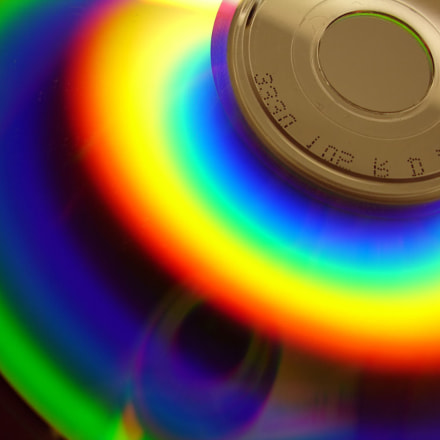 Colorful CD-Rom, Sony DSC-P200