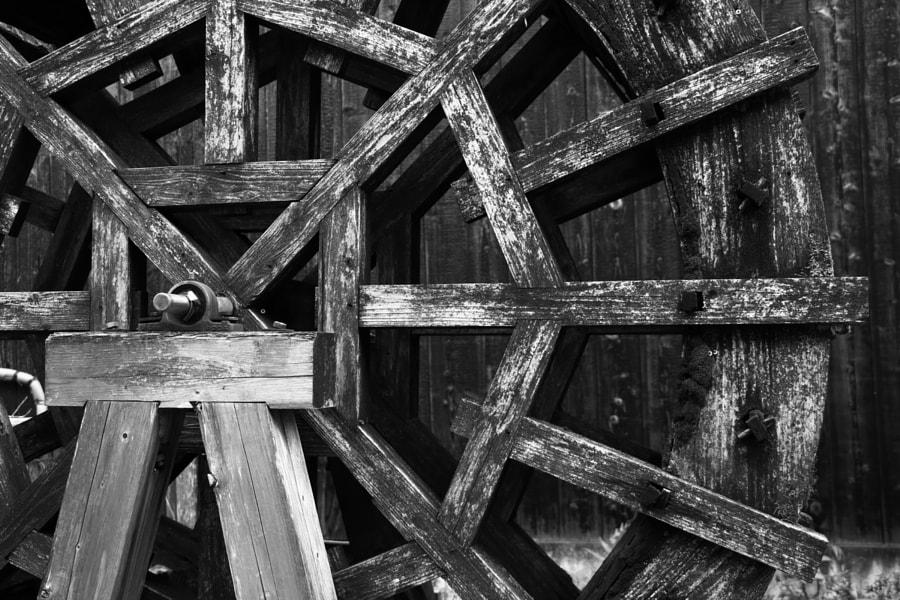 Water mill by Yasuto TAKENAKA on 500px.com