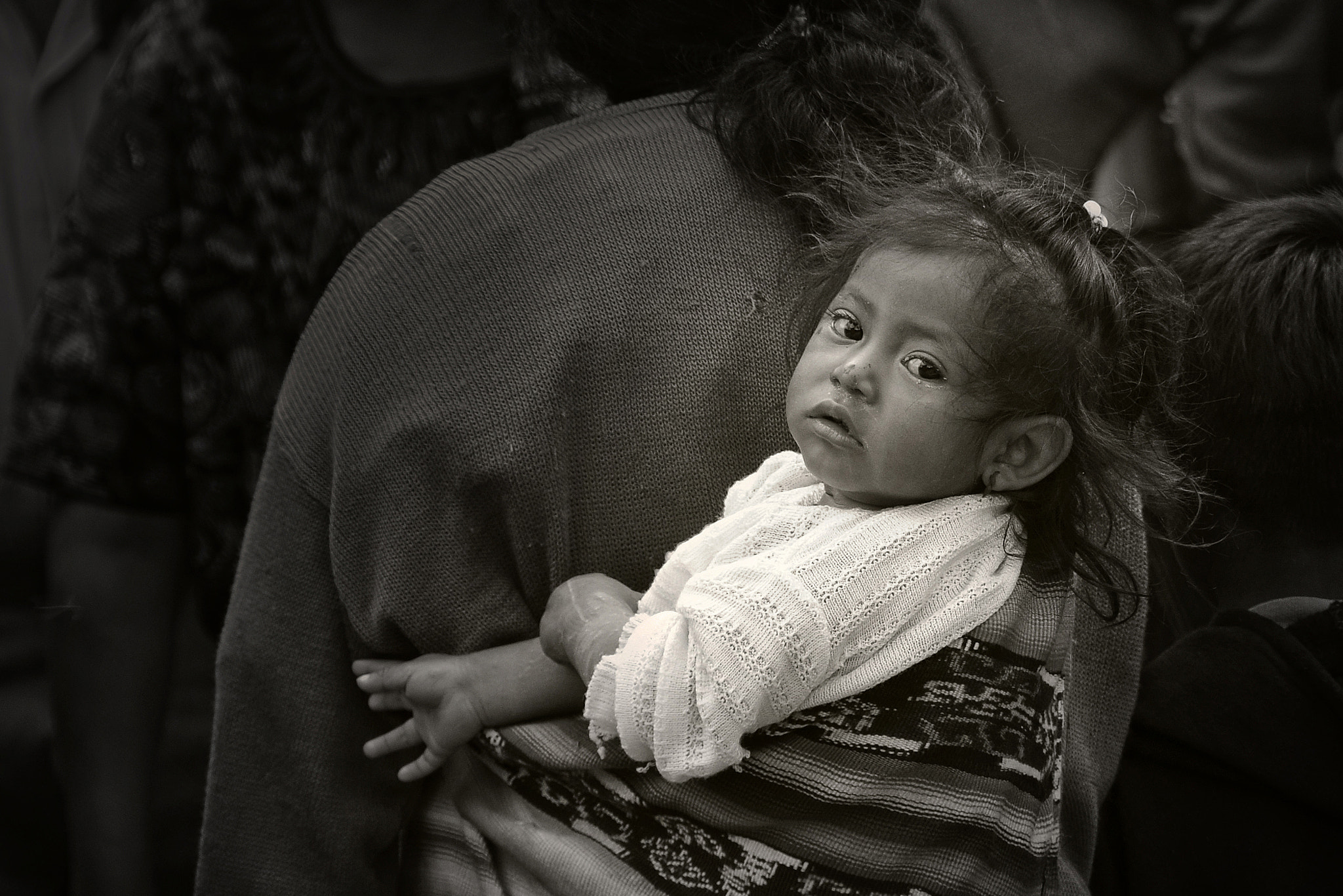 Photograph Chichicastenango Girl by Tom Bell on 500px