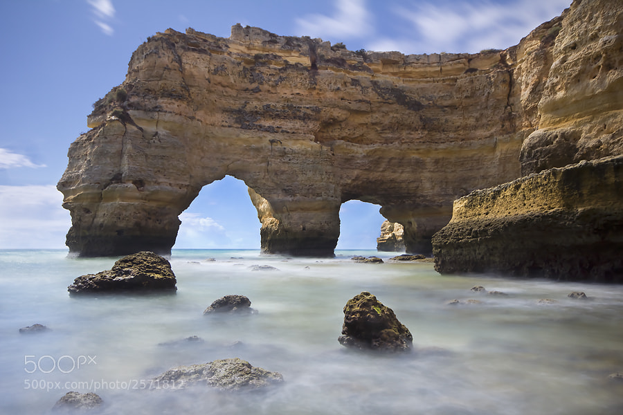 Photograph Arches of the Sea by Jorge Fonseca on 500px