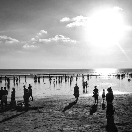 Depok beach, Sony DSC-W70