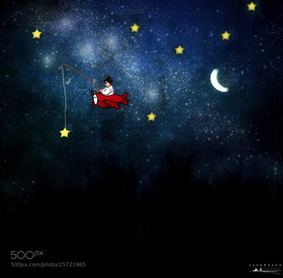 Photograph Find a star by Lisabella Fert on 500px