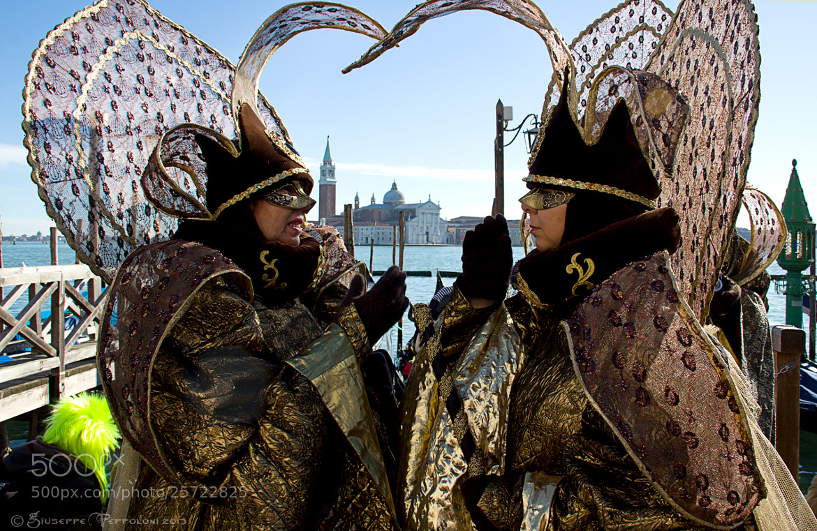 Photograph Venetian mask by Giuseppe  Peppoloni on 500px
