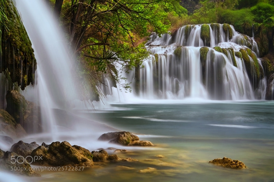 Photograph Krka by Daniel Řeřicha on 500px