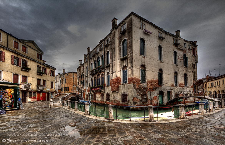 Photograph Venice by Giuseppe  Peppoloni on 500px