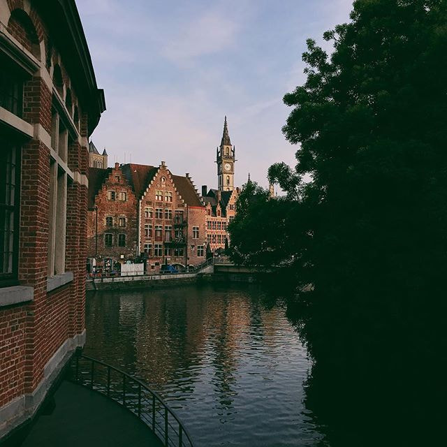 Ghent  - Cover