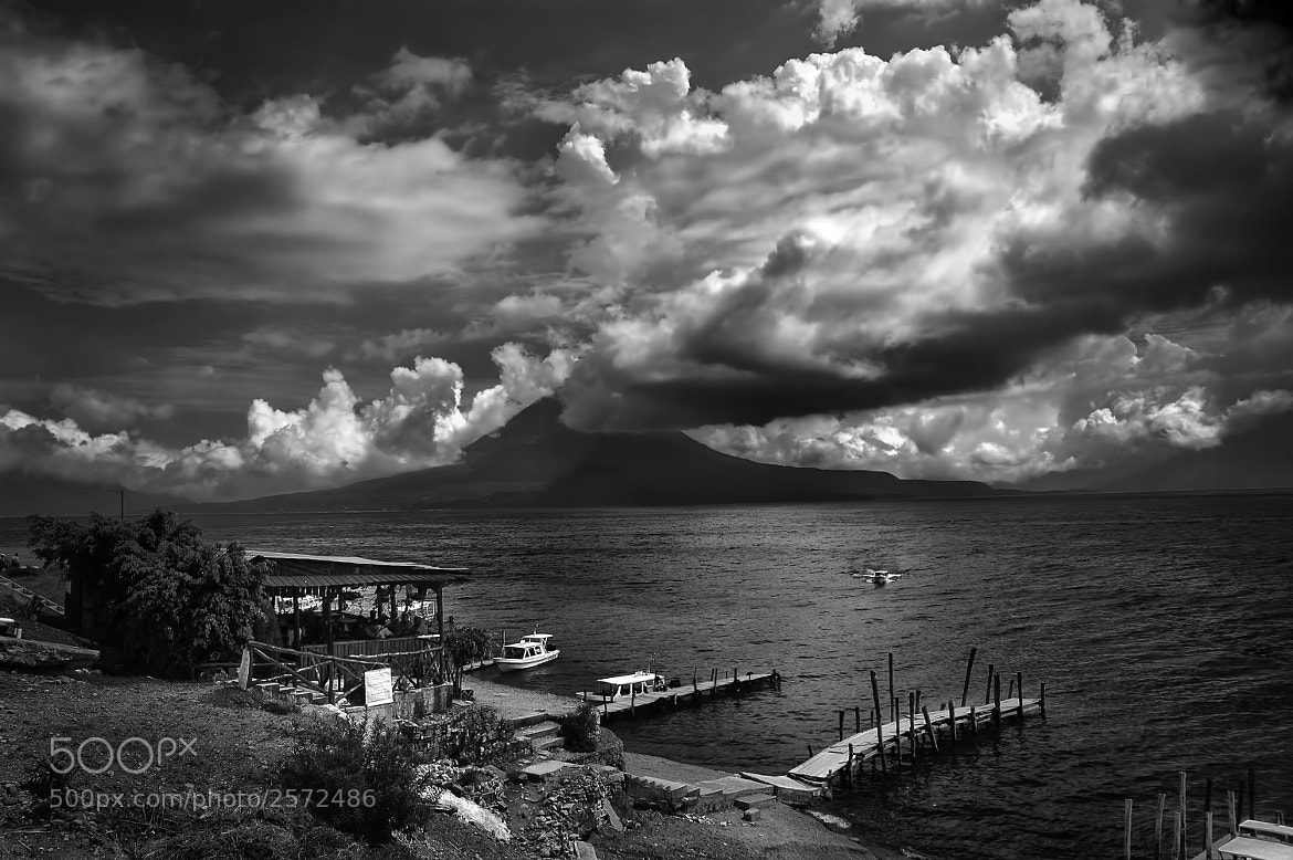 Photograph Lake Atitlan by Tom Bell on 500px