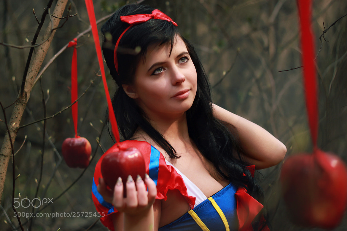 Photograph Snow White by Xenia Miroedova on 500px