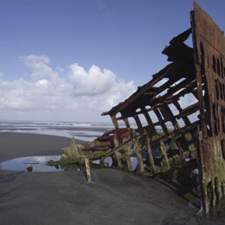 Shipwreck, Fujifilm FinePix S1800