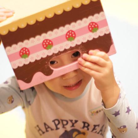 Box, Canon EOS 550D