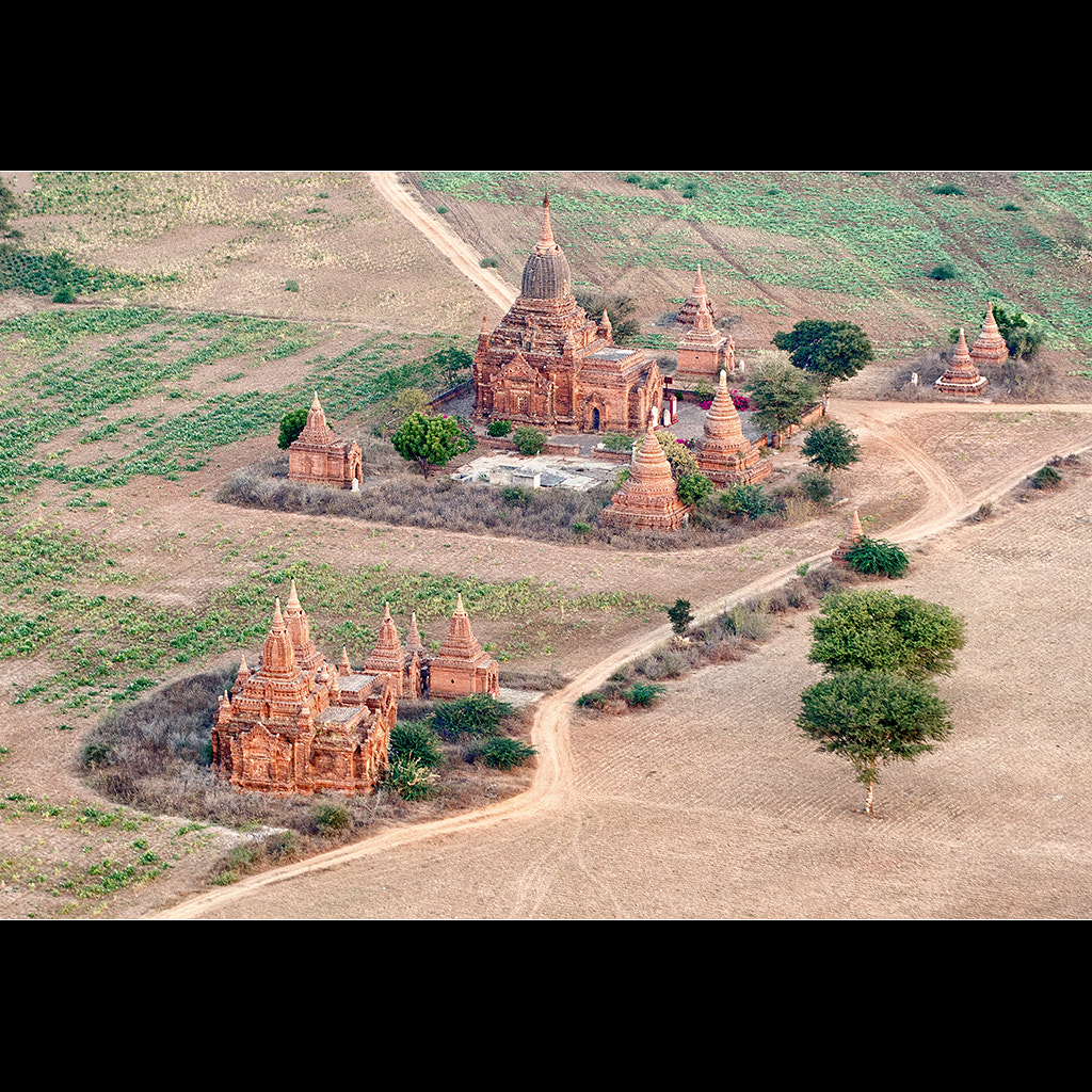 Photograph Bagan Stupas by Malcolm Fackender on 500px