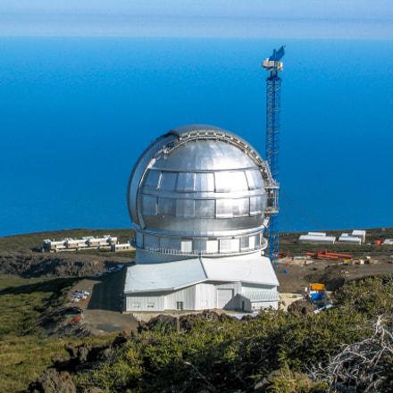 Gran Telescopio Canarias, Canon POWERSHOT S45