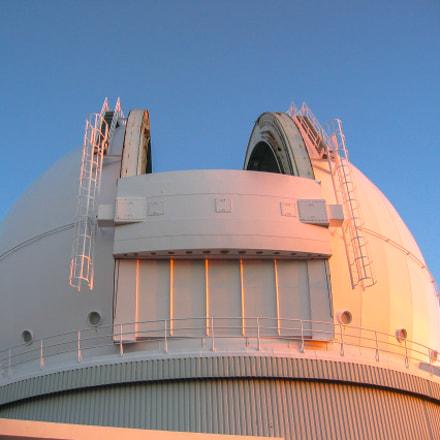 William Herschel telescope, Canon POWERSHOT S45