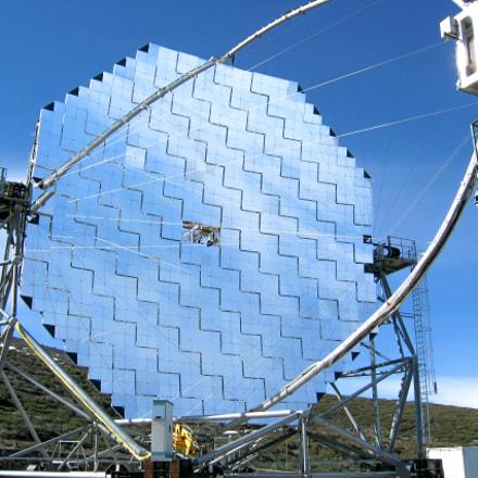 MAGIC Telescope, Canon POWERSHOT S45