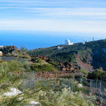Observatorio del Roque de, Canon POWERSHOT S45
