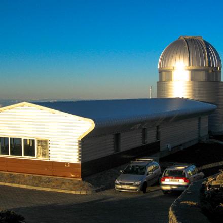 Mercator telescope, Canon POWERSHOT S45