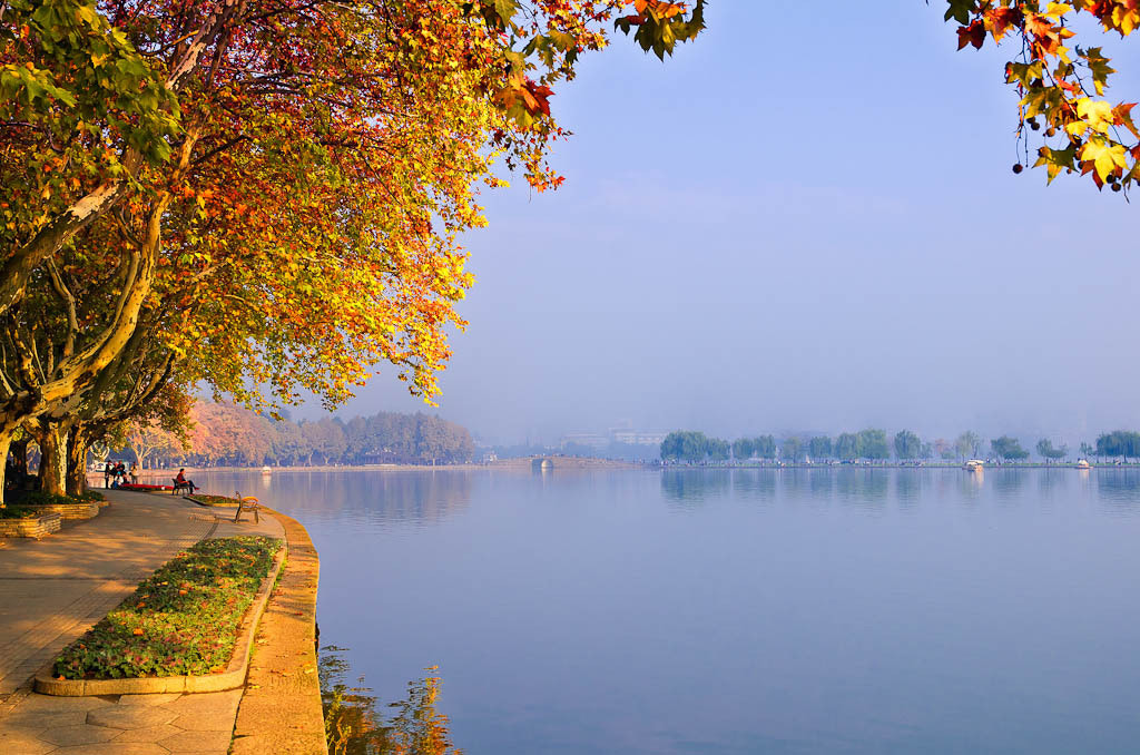 Photograph West Lake - The Afternoon by Wilson Li on 500px