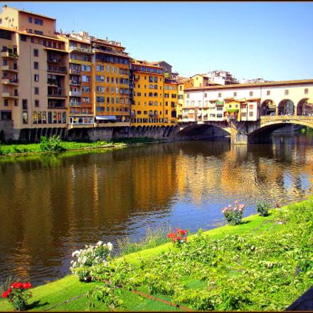 Bei ricordi a Firenze, Fujifilm FinePix JX250