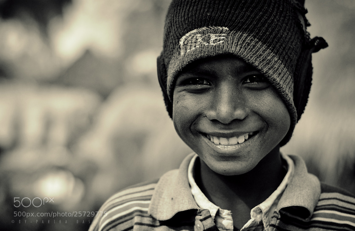 Photograph happy face! by Partha Das on 500px