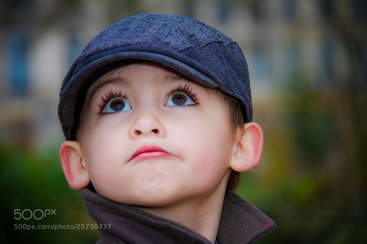 Photograph I'm just a Boy by  karen Petit on 500px