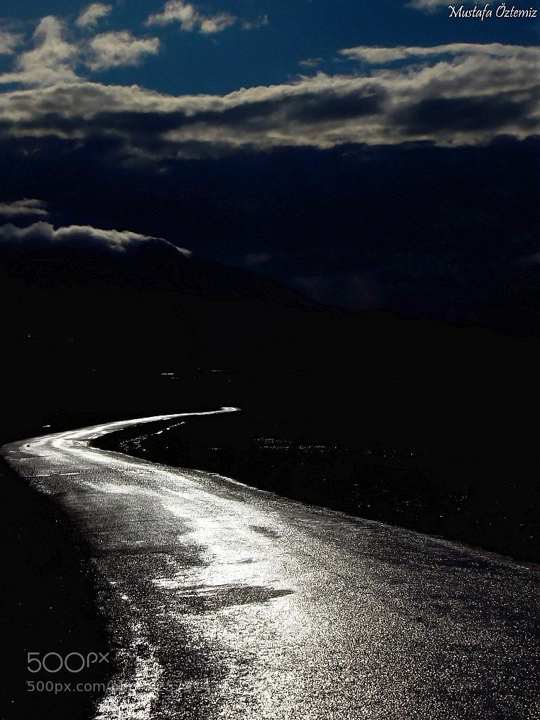 Photograph Way by Mustafa Öztemiz on 500px