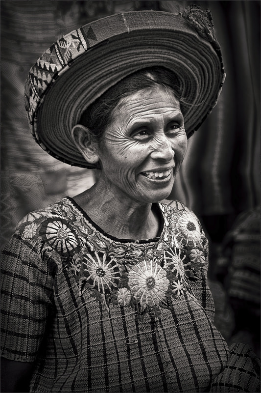Photograph Woman of Santiago Atitlan by Tom Bell on 500px