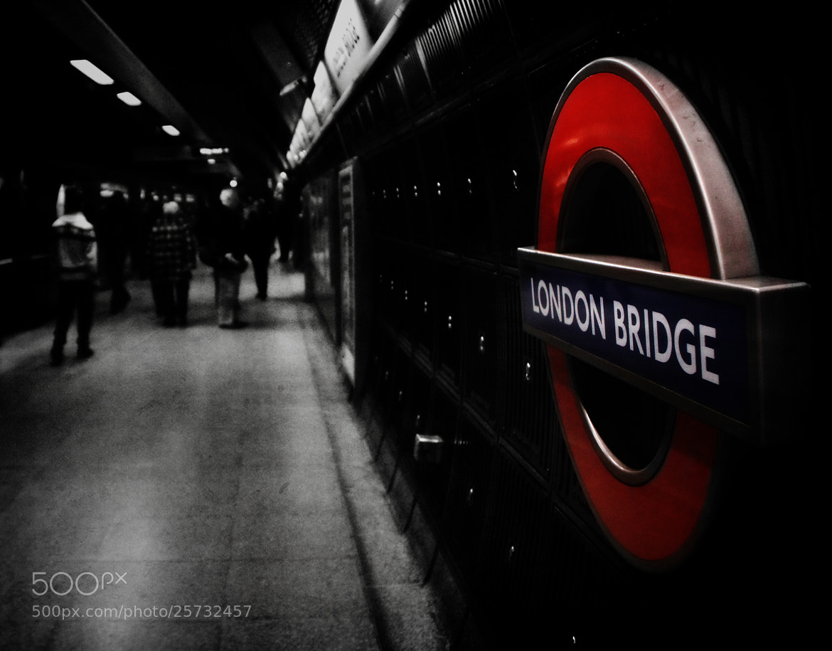 Photograph Underground:A series... by Jem Salmon on 500px