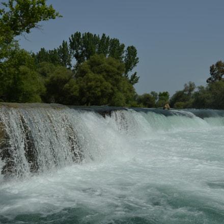 manavgat water fall 2, Nikon D800E, AF-S Nikkor 17-35mm f/2.8D IF-ED