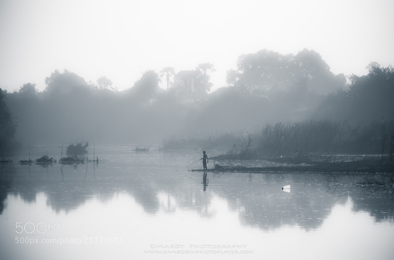 Photograph Alone with silent morning! by Mardy Suong Photography on 500px