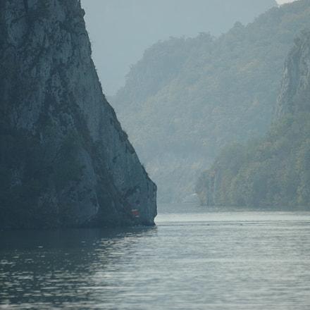 Danube, Nikon D70, Sigma 70-300mm F4-5.6 APO Macro Super II