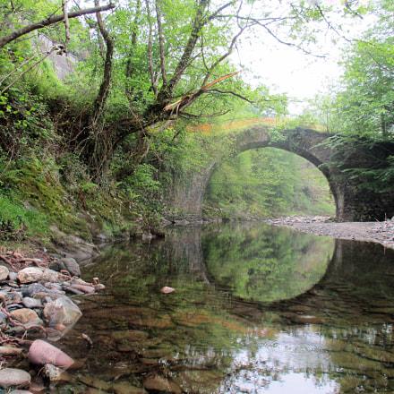 Puente de Ibero, Navarra, Canon IXUS 175