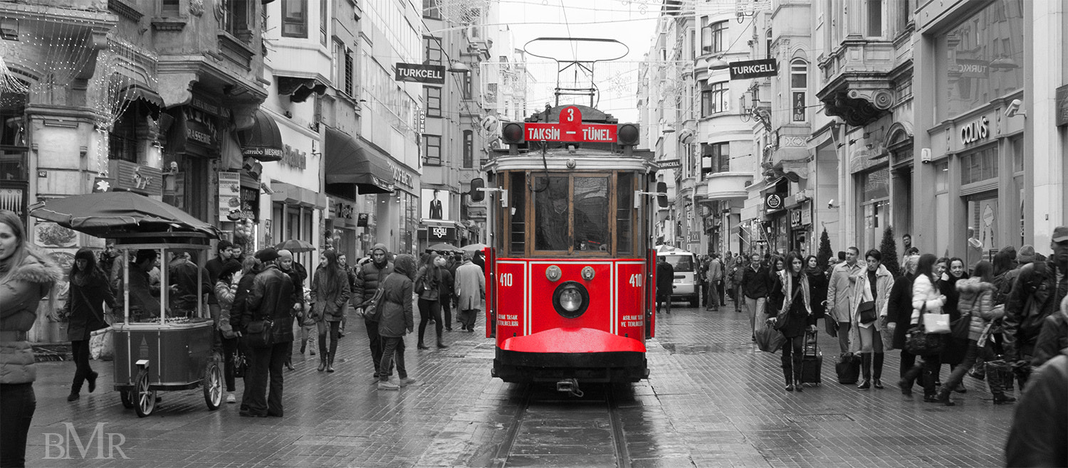 Photograph Istiklal Caddesi by Christian von Travelography on 500px