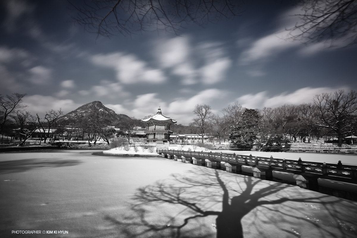 Photograph 향원정, Hyang Won Jung by G. Nom on 500px