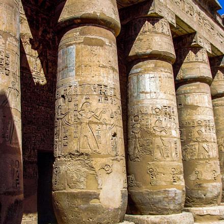 Ancient Columns, Canon POWERSHOT S2 IS