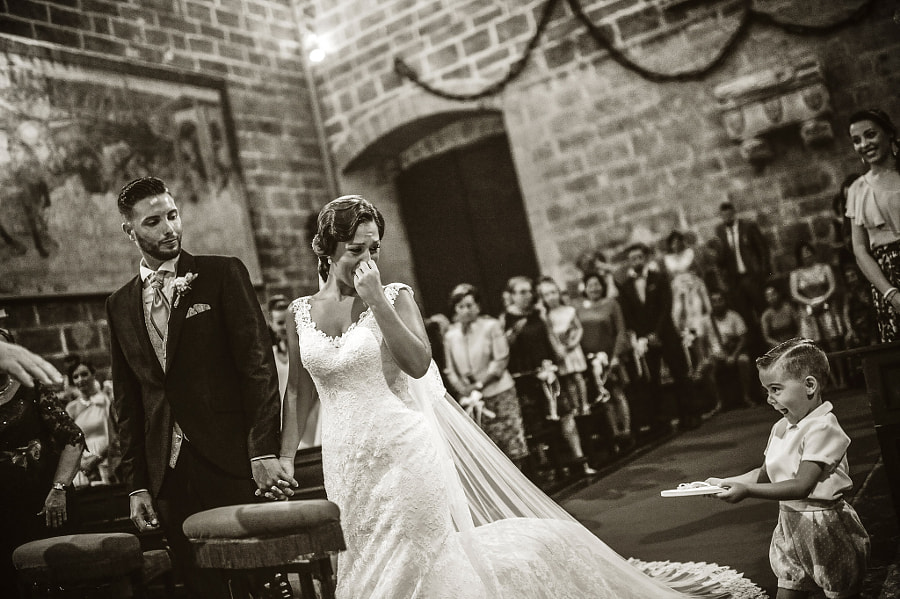 Bride Emotion by Manuel Orero on 500px.com