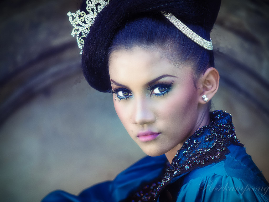 Photograph Princess Axl Aquila by Rose Kampoong on 500px