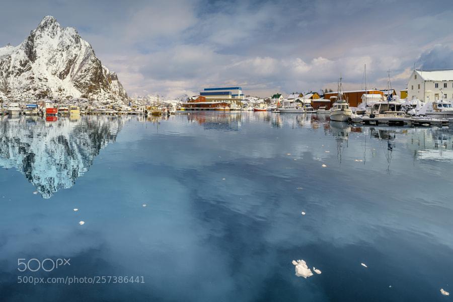 Svolvær harbour