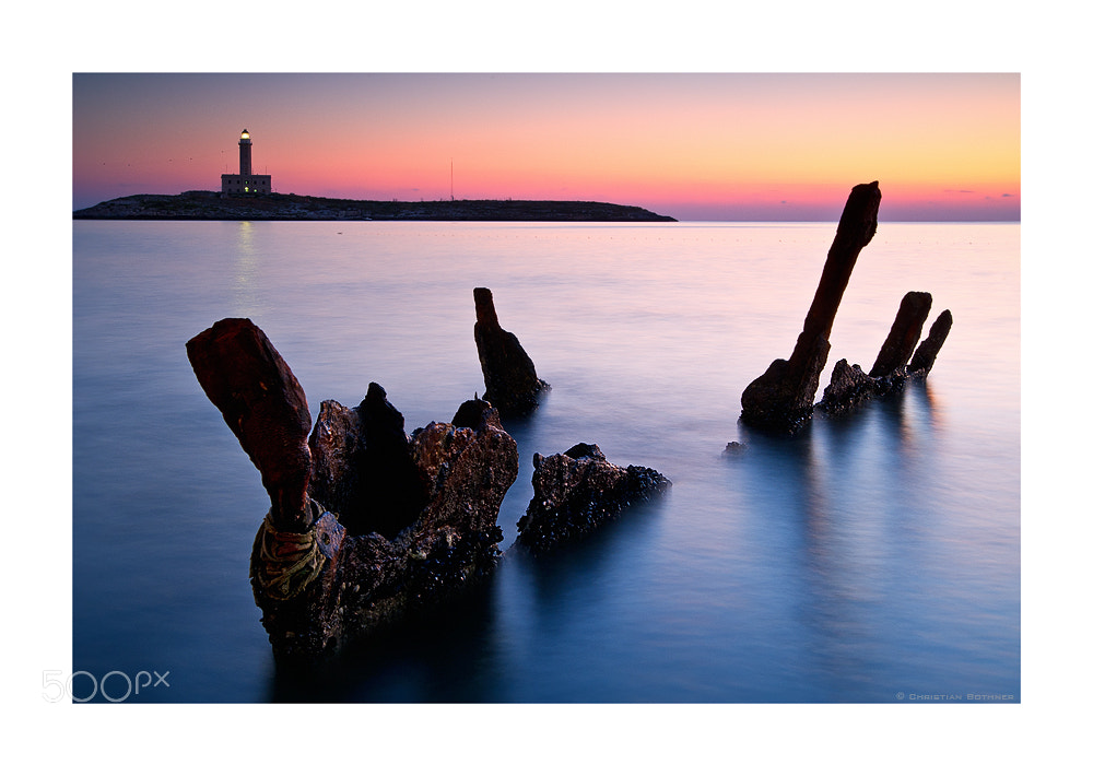 Photograph Wreck by Christian Bothner on 500px