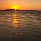 Sunrise over Shenick Island, Skerries, Co Dublin