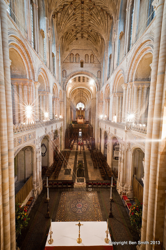 Photograph Norwich Cathedral by Ben Smith on 500px