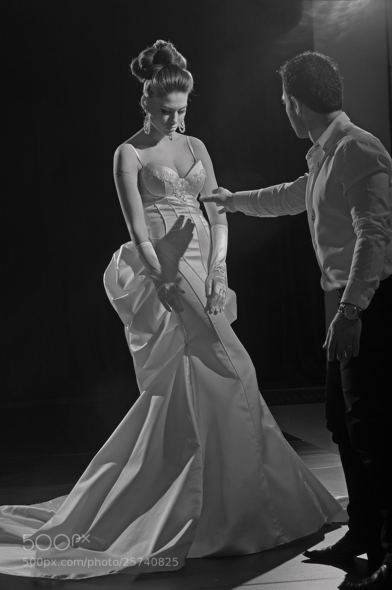 Photograph Backstage by Victor Vertsner on 500px